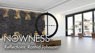 "Rashid Johnson in Matt Black's ""Reflections"""