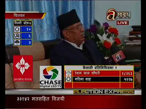 Download Youtube: Prachanda's interview after election - Chitwan