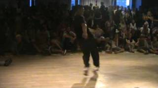 Beat The Streets 2009 - 1st Round - Gabrockskee vs Louis O
