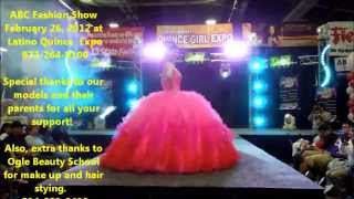 Most Beautiful Quinceanera Dress Fashion Show 2012 by www.abcfashion.net