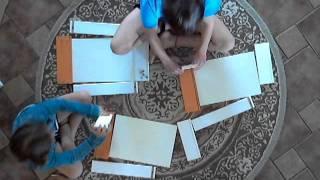 Ikea Cabinet Time Lapse