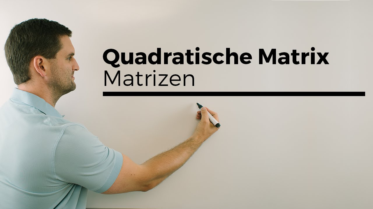 Mathe by Daniel Jung  YouTube