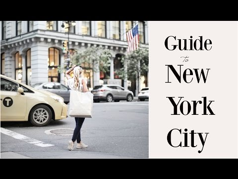 HOW TO SPEND 3 DAYS IN NYC   |   New York City Guide   |   F