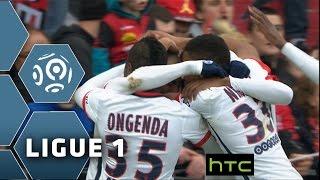 EA Guingamp - Paris Saint-Germain (0-2)  - Résumé - (EAG - PARIS) / 2015-16