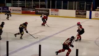 NL Winter Games 2018 Western vs Eastern Game 2