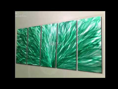 Abstract Wall Art - Modern Abstract Wall Art Canvas | Home Interior Wall Decor & Design