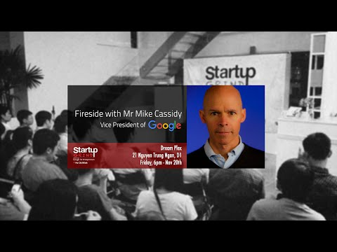 HCMC hosts Mike Cassidy (Part 2 - Fireside interview)