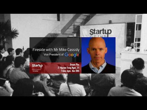 HCMC hosts Mike Cassidy (Part 2 - Fireside interview)