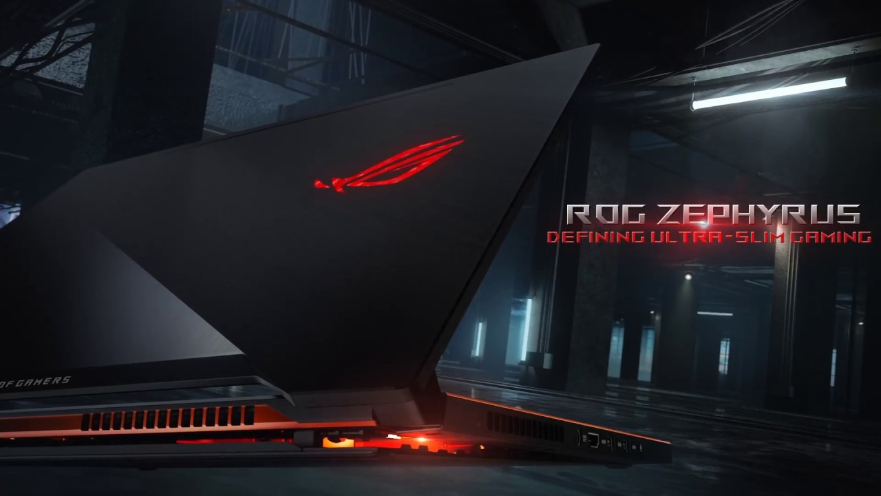 Gaming Wallpapers Hd Rog Zephyrus Defining Ultra Slim Gaming Youtube