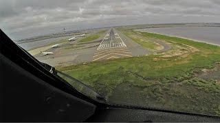 PilotCAM 787 into New York JFK Rwy 04L
