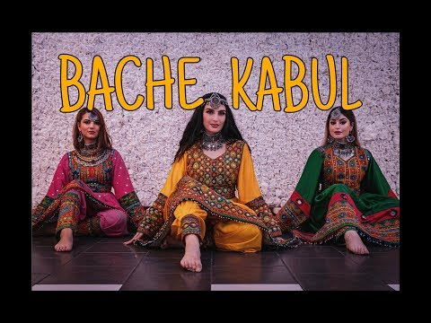 BACHE KABUL | Aryana Sayeed | Bollywood Dance Cover | Meira Omar, Sipel Evin, Lima