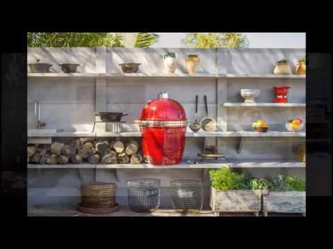Buiten keuken wwoo buitenkeuken opstelling met de big green