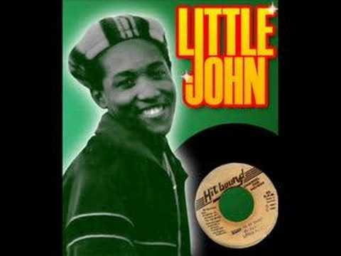 Little John - Smoke Ganja Hard