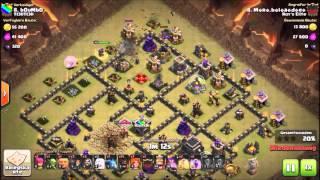 Clash of Clans Clankrieg Mr.Blade #20