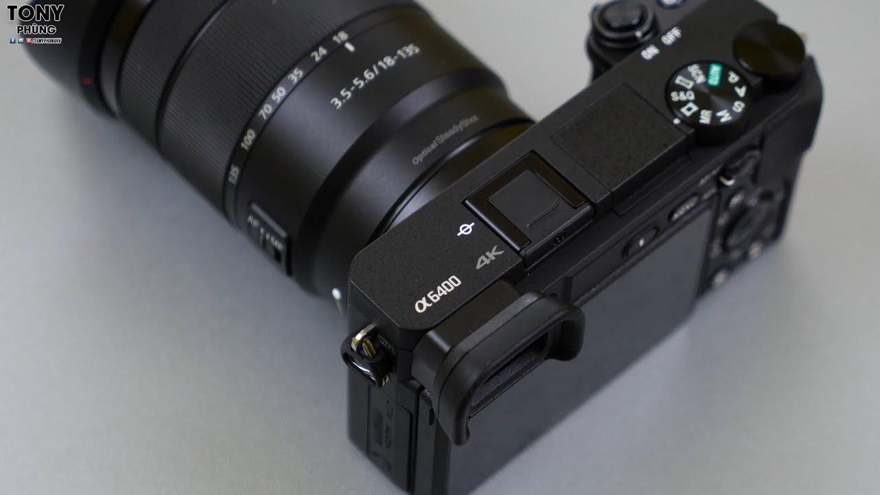 Sony A6400 – Chiếc máy ảnh lấy nét KHÔNG TRƯỢT PHÁT NÀO!