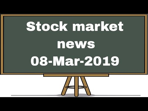 Stock market news #8mar2019 - ashok leyland, lupin, knr construction, suven life sciences 🔥🔥🔥