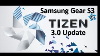 Samsung Gear S3 Tizen 3 Update & Enhancements is HERE! Is it worth the download? Jibber Jab Reviews!
