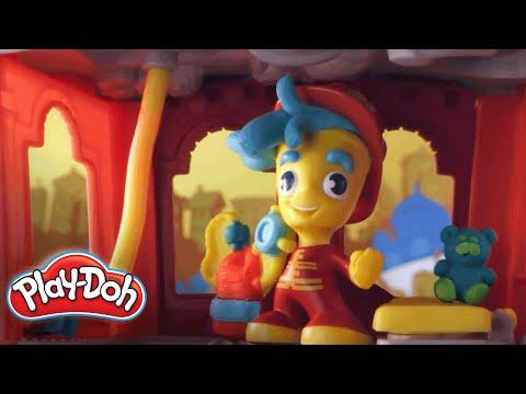 Play-Doh Town España | 'Estación y Camión de Bomberos' Comercial de TV
