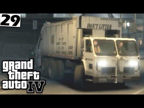 GTA IV - Caminhão de Lixo de Diamantes