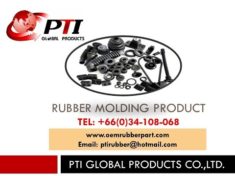 CUSTOM RUBBER MOLDING PRODUCTS- THAILAND