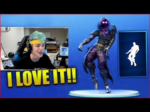 NINJA REACTS TO *NEW* WIGGLE DANCE EMOTE - Fortnite Best & Funny Moments (Fortnite Battle Royale)