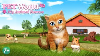 PetWorld Animal Shelter LITE Android İos Free Game GAMEPLAY VİDEO