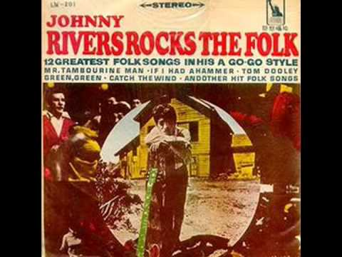 Johnny Rivers Rocks the Folk