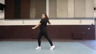 Choreo van Floor april 2020