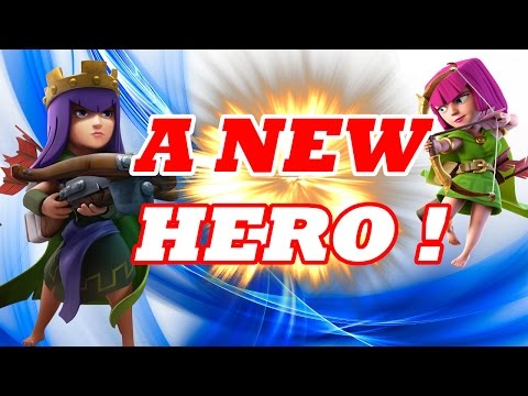 A NEW HERO!   ENTERING TH9!   Clash Of Clans