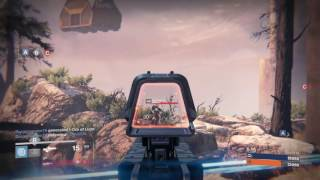 Destiny Multiplayer Gameplay