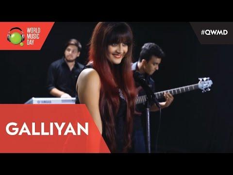 Galliyan - Ek Villain (LIVE Version) | Amika Shail The Band
