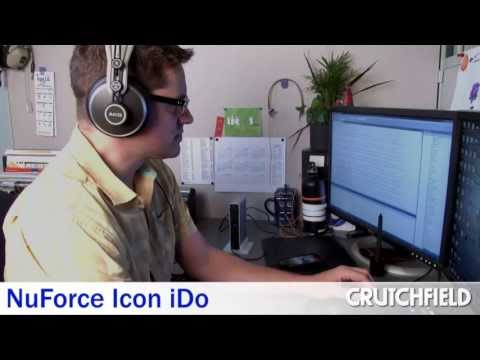 Nuforce Icon iDo Digital Analog Converter (DAC) Review | Crutchfield Video Mp3