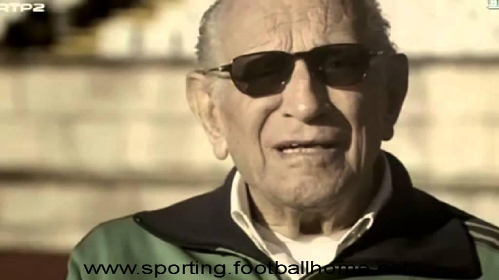 Atletismo :: Manuel de Oliveira - Início da carreira no Sporting