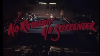 J.C.V.D - No Retreat No Surrender [1986] - Trailer (Full HD 1080p)