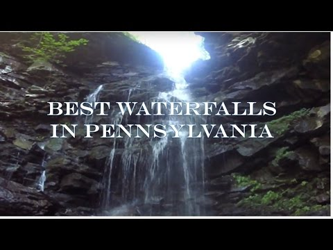 Best Hike For Waterfalls in Pennsylvania