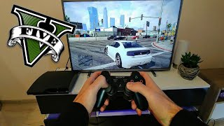 Grand Theft Auto 5 - PS3 POV Gameplay | Part 1
