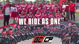 ONE LOVE, ONE DREAM | WE RIDE AS ONE