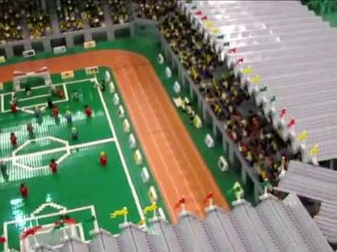 LEGO NEW!] LEGO SPORTS 2011 - YouTube