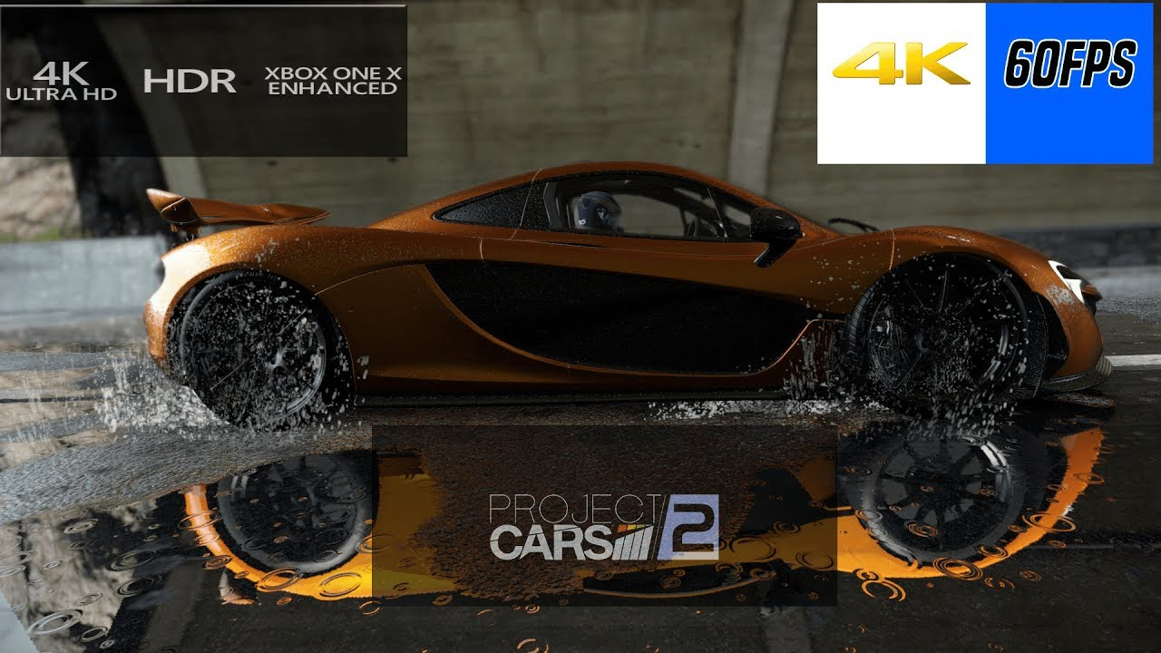 project cars 2 will run native 4k 60 fps on xbox one x 4k youtube. Black Bedroom Furniture Sets. Home Design Ideas