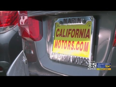 California Changes Rules For Car Dealers