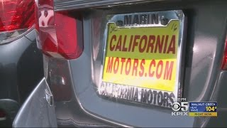 California Changes Rules Car Dealers