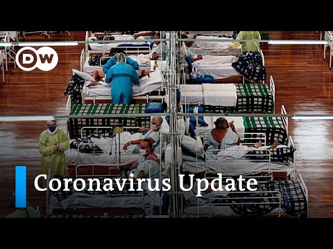 Record death toll in Brazil +++ US debates easing restrictions | Coronavirus Update