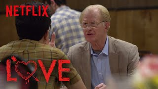 Love | Behind the Scenes with Ed Begley Jr. | Netflix