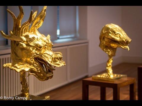 Ai Weiwei - Ausstellung im Berliner Martin-Gropius-Bau