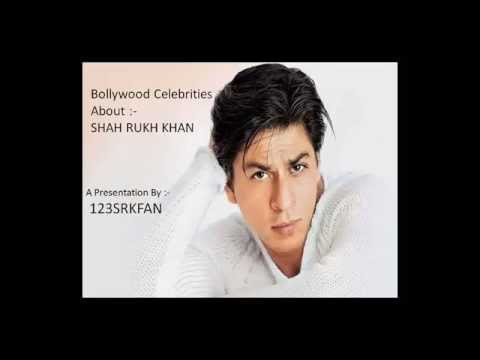 Bollywood Celebrities Speak About Shah Rukh Khan