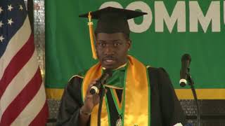 Afrotheology: Before He was a Religious Leader 2- Bronx Community College 2015 Commencement Speech