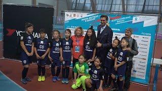 Мини футбол в школу 15 й сезон Всероссийский финал 2020