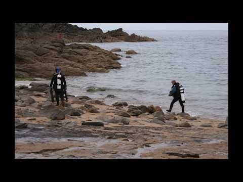 2014 08 24 Photos CANON 350D Vidéo PNJ AEE SD23 Plongée Plage de la Mare ST CAST LE GUILDO