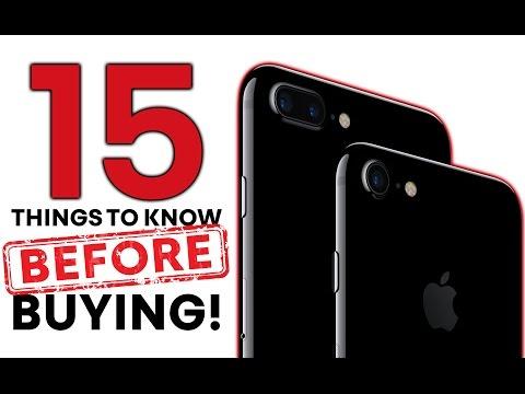 iPhone 7 & 7 Plus  15 Things Before Buying!