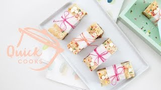 Quick Cooks: The Best Bake Sale Cookie Bars